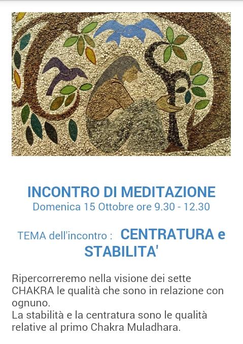 INC Medit Centratura e Stabilita